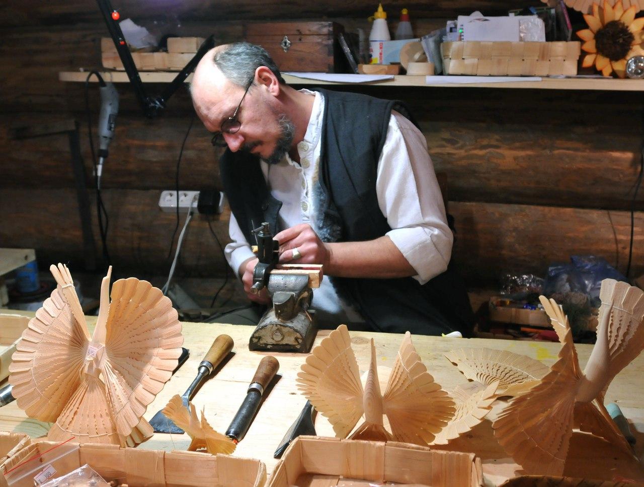 Что делают из древесины фото